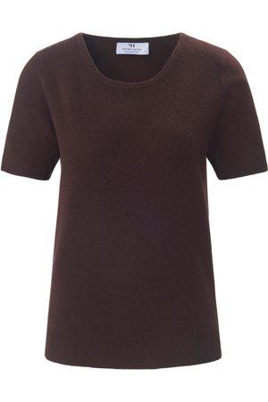 Peter Hahn Round neck jumper short sleeves size: 10