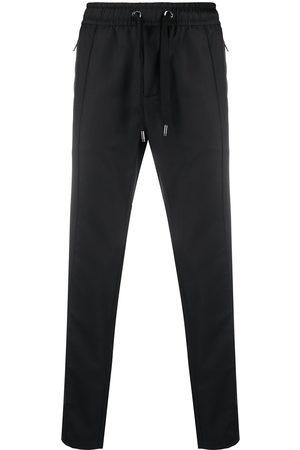 Dolce & Gabbana Logo plaque trousers