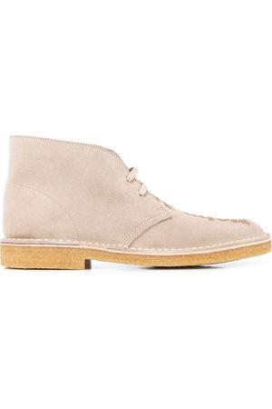 Palm Angels Logo desert boots - Neutrals