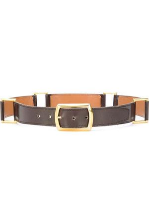 Hermès Pre-owned loops buckled belt