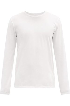 RAG&BONE Organic Cotton-jersey Long-sleeved T-shirt - Mens