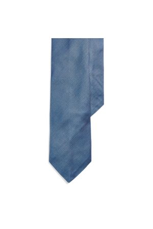 Polo Ralph Lauren Pin Dot Silk Narrow Tie