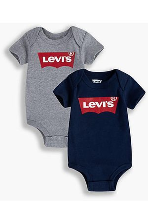 Levi's Baby 2 Pack Batwing Bodysuit