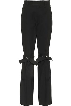 Bottega Veneta High-rise stretch pants