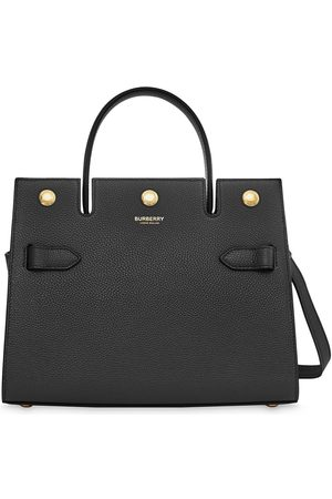 Burberry Mini Title tote bag