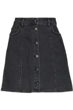 McQ DENIM - Denim skirts