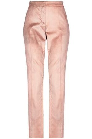 GIULIETTE BROWN TROUSERS - Casual trousers