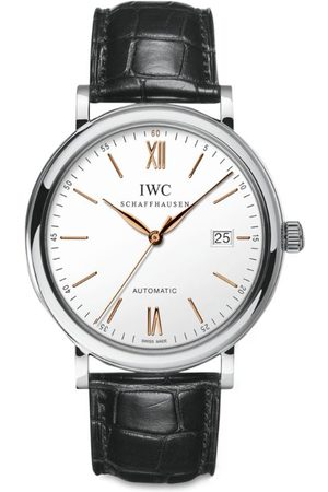 IWC SCHAFFHAUSEN Stainless Steel Portofino Automatic Watch 40mm