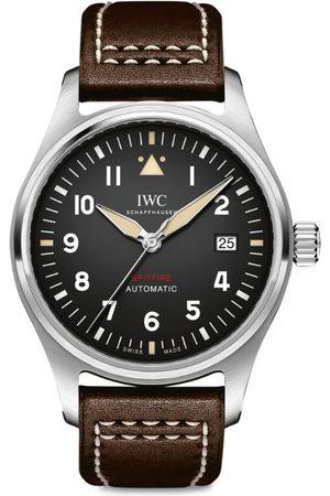 IWC SCHAFFHAUSEN Stainless Steel Pilot's Automatic Spitfire Watch 39mm
