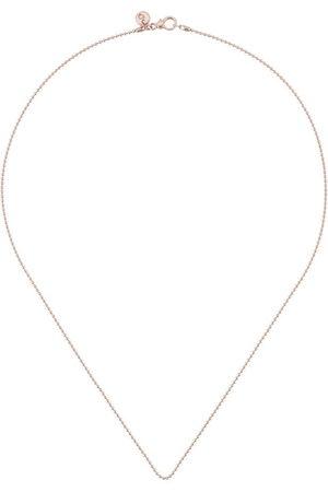 Dodo 9kt rose Locket necklace