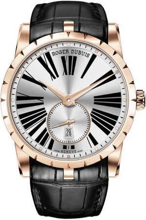 ROGER DUBUIS Rose Gold Excalibur Essential Watch 42mm