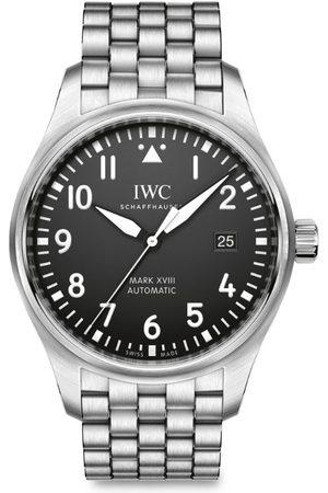 IWC SCHAFFHAUSEN Stainless Steel Pilot's Mark XVIII Watch40mm