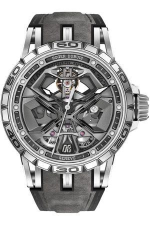 ROGER DUBUIS Titanium Excalibur Spider Huracan Watch 45mm