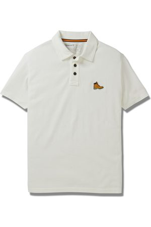 Timberland Boot logo polo shirt for men in , size l