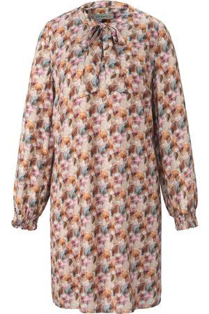 Uta Raasch Pull-on style dress long sleeves multicoloured size: 10