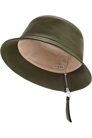 Loewe Leather Fisherman Hat