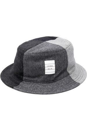 Thom Browne Flannel bucket hat
