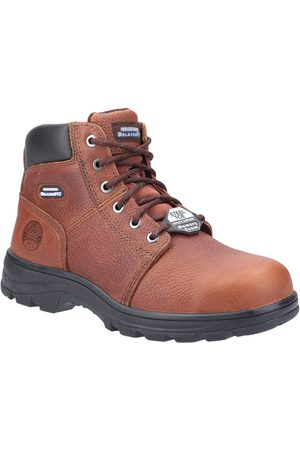 Skechers Workshire Leather Safety Boots