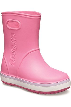 Crocs Girls Crocband Rainboot