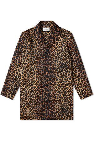 Saint Laurent Leopard Mac