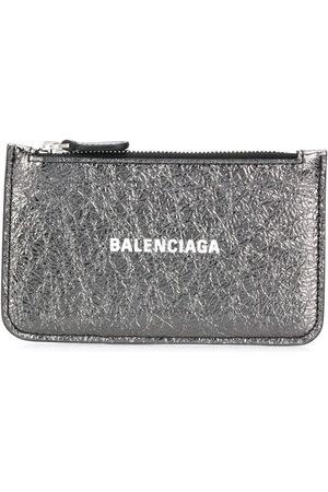 Balenciaga Women Purses & Wallets - Cash metallic cardholder