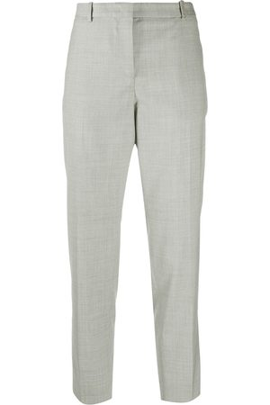 Fabiana Filippi High-rise cropped slim-fit trousers