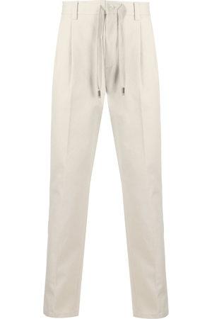 Dolce & Gabbana Drawstring chino trousers - Neutrals