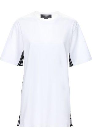 Stella McCartney Logo Print Organic Cotton T-shirt