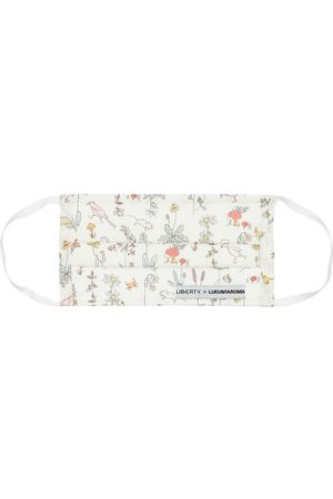 Liberty Pack Of 5 Theo Print Face Masks