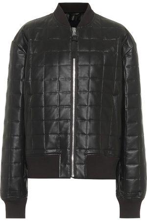 Bottega Veneta Quilted leather bomber jacket
