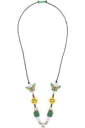 *EVAE+ Evae beaded necklace
