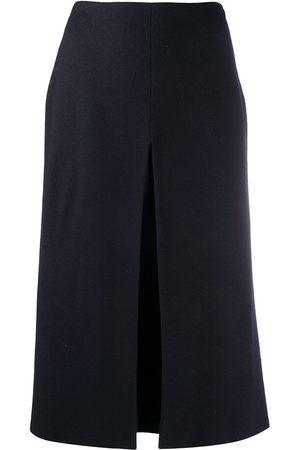 Jil Sander Pleated-detail midi skirt