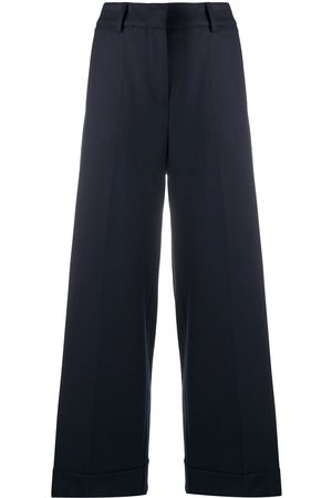 P.a.r.o.s.h. Women Trousers - Cropped tailored trousers