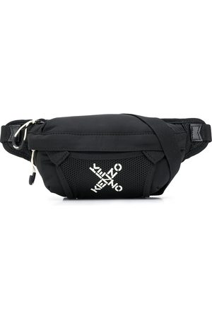 Kenzo Cross logo belt bag