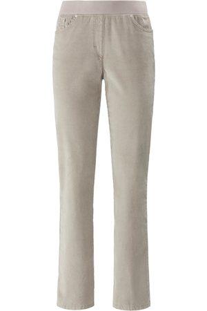 Brax ProForm Slim pull-on trousers design Pamina size: 10s