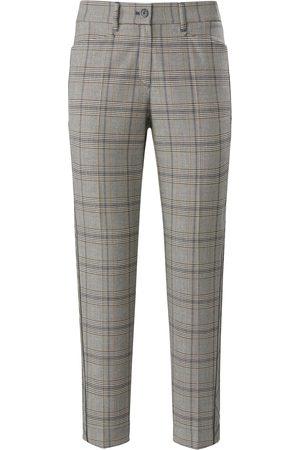 Brax Slim Fit 7/8-length trousers design Mara S multicoloured size: 10s