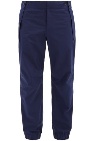 Moncler Elasticated-waist Gore-tex Ski Trousers - Mens