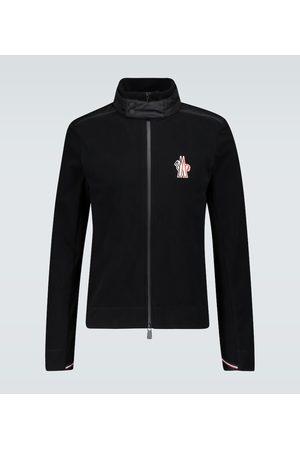 Moncler Men Fleece Jackets - Fleece cardigan