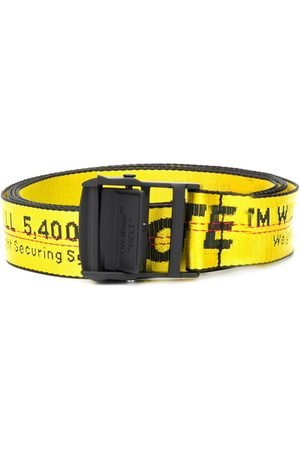 OFF-WHITE Regular Industrial belt