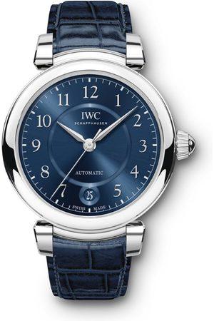IWC SCHAFFHAUSEN Stainless Steel Da Vinci Automatic Watch 36mm