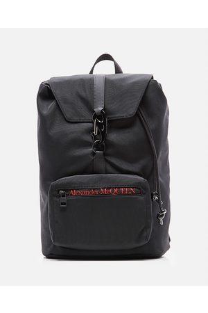 Alexander McQueen Men Rucksacks - Urban nylon backpack size One Size