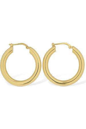 Jil Sander Medium Hoop Earrings