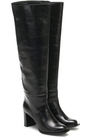 Dorothee Schumacher Sporty Elegance leather knee-high boots