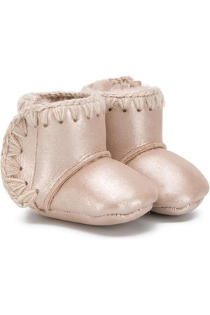 Mou Shearling snow boots