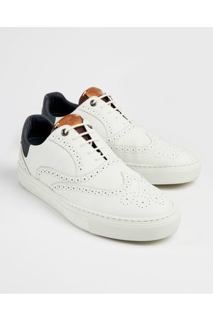 Ted Baker Men Trainers - Leather Brogue Trainers