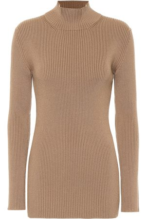 Prada Wool-blend turtleneck sweater