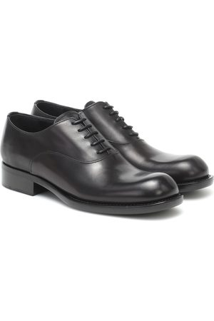 Prada Leather oxford shoes