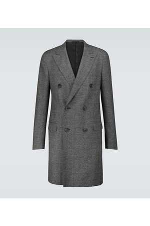 Lanvin Double-breasted wool coat