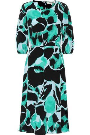 Diane von Furstenberg Bliss silk crêpe de chine dress