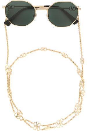 VALENTINO Women Sunglasses - VA2040 VLogo chain sunglasses